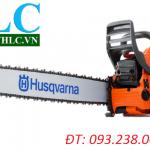 Giới thiệu máy cưa gỗ cầm tay Husqvarna 390XP công suất lớn