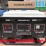 Siêu phẩm máy phát điện gia đình Tomikama chạy xăng ưu đãi lớn
