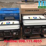 Giới thiệu máy phát điện chạy xăng Tomikama công nghệ,chất lượng mới