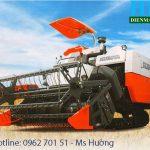 Máy gặt lúa liên hợp KUBOTA DC70 – công suất lớn tiêu hao nhiên liệu ít