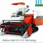 Bán máy gặt đập liên hợp KUBOTA DC60 giá rẻ toàn quốc