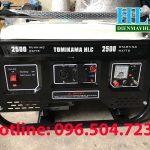 Thông số kỹ thuật và một số mẹo khi sử dụng máy phát điện Tomikama HLC 2500
