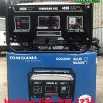 Máy phát điện chạy xăng Tomikama HLC 4500 công suất 3kva
