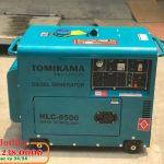 Máy phát điện Tomikama 8500 chính hãng giá rẻ mới nhất trên thị trường