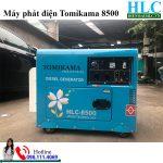 Máy phát điện chạy dầu Tomikama