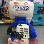 Giới thiệu máy phun thuốc trừ sâu máy phun vôi bột Kawasaki AH2300