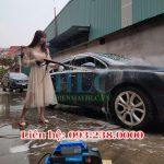 Máy rửa xe cao áp Nhật Bản Tomikama 1800