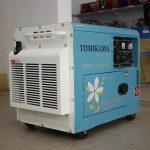 Máy phát điện chạy dầu Tomikama giá rẻ năm 2020 – lh 0981114055