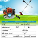 Giá máy cắt cỏ cầm tay Tomikama năm 2020 – 0981114055