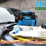 Bán máy rửa xe gia đình Tomikama chính hãng giao hàng toàn quốc
