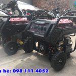 Máy phát điện chạy xăng mini 3kw giá rẻ có đề nổ tại Hà Nội