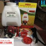 Giới thiệu máy phun thuốc trừ sâu honda chạy xăng hiệu quả cao