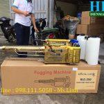 Hướng dẫn sử dụng và bảo quản máy phun thuốc trừ sâu dạng khói