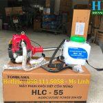 Giới thiệu máy phun thuốc trừ sâu dạng khói tomikama hlc 55 đa năng