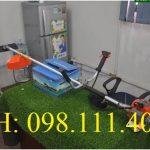 Máy cắt cỏ chạy xăng Tomikama chính hãng thương hiệu đến từ Nhật Bản, 2 thì mạnh mẽ