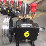Đầu máy rửa xe Tomikama 38 đa năng áp lực phun xịt cực lớn