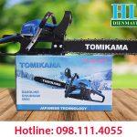 Dự án lớn nhỏ trên toàn quốc Máy cưa xích cầm tay đa năng Tomikama 5900