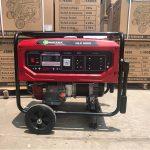 Máy phát điện chạy xăng gia đình 5,5kva có đề tại Hoàng Long