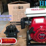 Top 2 mẫu Máy bơm nước chạy xăng Honda bán chạy nhất thị trường hiện nay