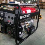Máy phát điện Tomikama model 8800 nhiên liệu xăng mẫu mới năm 2020