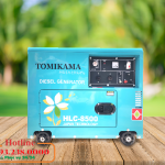 Địa chỉ uy tín mua máy phát điện chạy dầu Tomikama giá rẻ tại Hà Nội