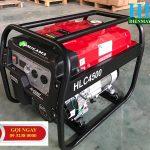 Máy phát điện chạy xăng 3kw Tomikama nhập khẩu chính hãng