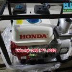 Máy bơm nước chạy xăng Honda chính hãng chất lượng giá rẻ