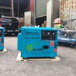 Máy phát điện chạy dầu Tomikama 8500 chất lượng, chính hãng