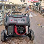 Bán buôn, bán lẻ máy phát điện chạy xăng Tomikama 4800S