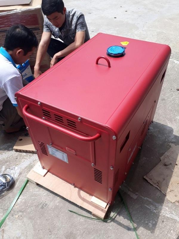 Máy phát điện gia đình chạy dầu Yamabisi