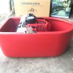 Mua máy bơm nước dạng thuyền Tomikama HLC 520 chất lượng, giá rẻ