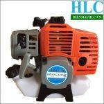 Vườn sạch tinh tươm nhờ máy cắt cỏ cầm tay HLC 330