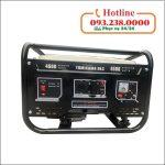 Máy phát điện chạy xăng 3Kw bền, gọn, giá rẻ tại Hà Nội