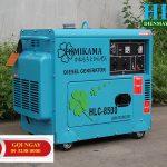 Máy phát điện chạy dầu Tomikama siêu tiết kiệm nhiên liệu