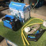 Tiết kiệm thời gian và tiền bạc nhờ máy rửa xe mini Tomikama 2200