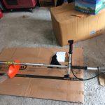 Phân phối máy cắt cỏ cầm tay Tomikama TK 260 toàn quốc giá rẻ
