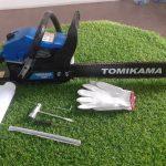 Nhận cung cấp máy cưa xích cầm tay chính hãng Tomikama 5900