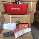 Bán máy bơm thuyền chạy xăng Tomikama HLC 58 giá rẻ