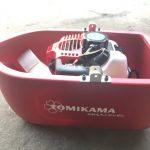 Máy bơm nước thả nổi Tomikama HLC 58 chạy xăng tiện lợi
