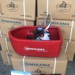Vô vàn tiện ích của máy bơm nước thả nổi Tomikama HLC 520