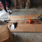 Tìm hiểu máy cắt cỏ cầm tay chạy xăng Tomikama TK 260