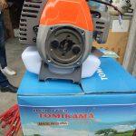 Tiết kiệm thời gian gấp 4 – 5 lần nhờ máy cắt cỏ cầm tay Tomikama TK 260