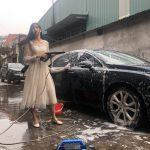 Máy rửa xe cao áp Tomikama 2200 – giao hàng toàn quốc