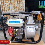 Máy bơm nước Tomikama chạy xăng 30 XT – mẫu mới 100%