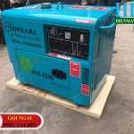 Máy phát điện chống ồn Tomikama 6500 chạy dầu – bán dự án