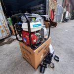 Máy bơm nước 6.5 hp Tomikama 30 xt chạy xăng – bán dự án