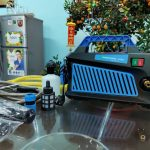 Máy rửa xe gia đình Tomikama 2kw – áp lực cao giá tốt