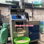 Máy xát gạo liên hoàn Hàn Quốc và đánh trà bóng đa năng giá tốt