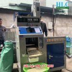 Máy xát gạo tự động hãng Shin Nong cho thành phẩm chỉ một lần xát