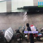 Máy phun thuốc trừ sâu động cơ xăng Tomikama, phun diệt côn trùng